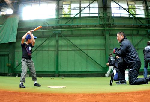 元プロ野球選手・清原和博さんが子どもたちを熱血指導!「キッズ・ベースボール・チャレンジ」が開催2